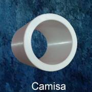 Camisa cerâmica para bomba agrícola
