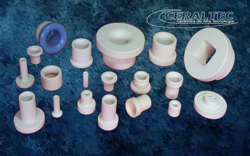 Guia fio de cerâmica
